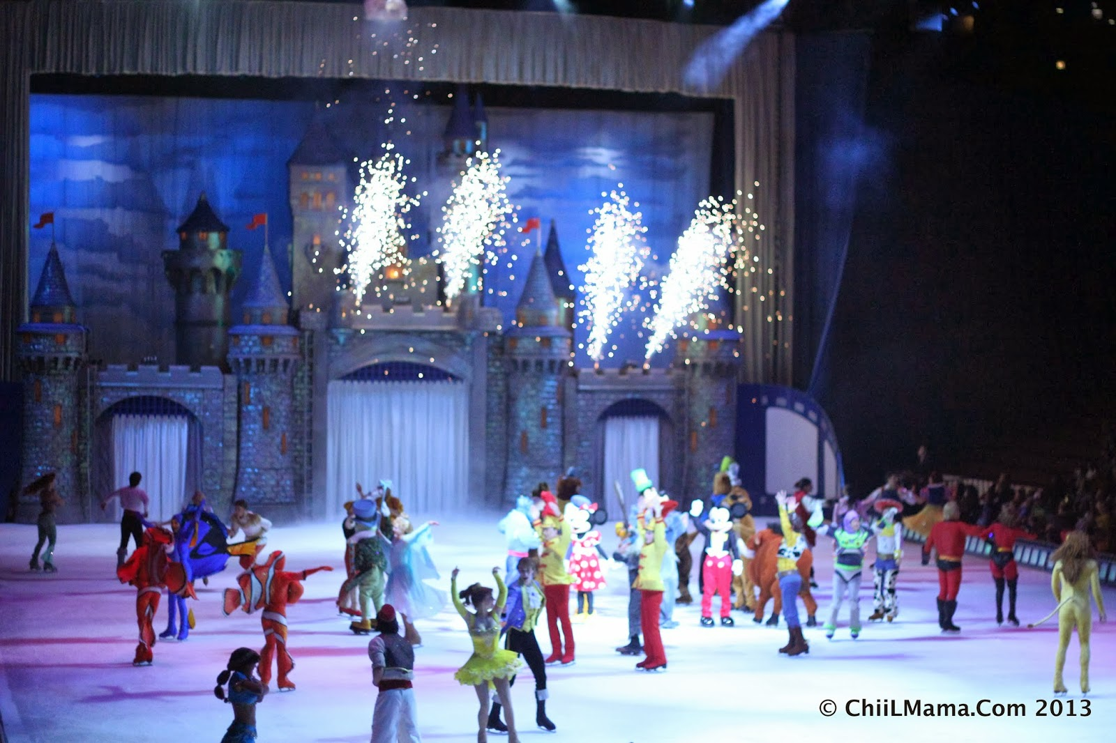 Chiil mama review photo recap disney on ice 100 years of magic as always well have free ticket giveaways discount codes and photo filled recaps book now for the best seat choices and chiil out with chiil mama fandeluxe Images
