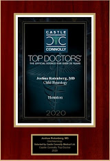 Houston Top Pediatric Neurologist 2013-2020