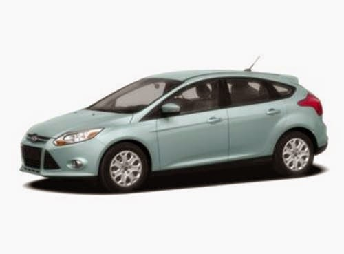 2012 Ford Focus SE Hatchback Reviews