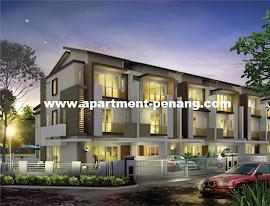Ehretia setia greens apartment for Terrace 9 penang