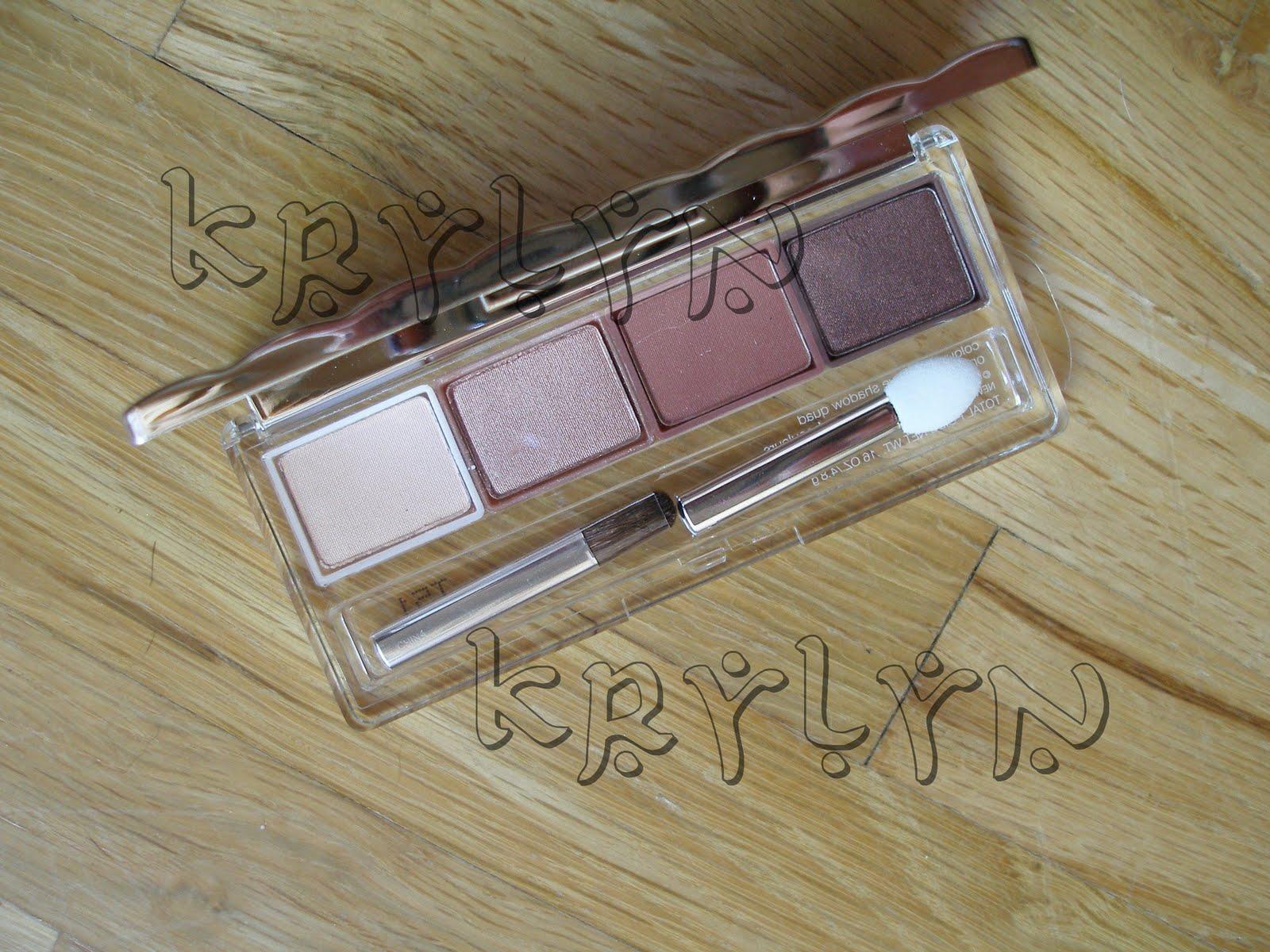 Krylyn: Clinique Black Honey Eyeshadow Palette