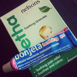 Teething Gel & Granules
