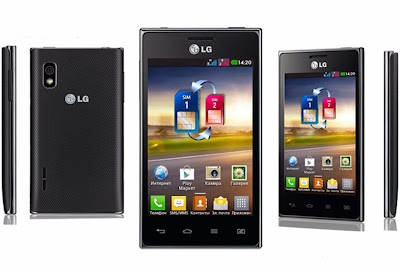 LG Optimus L5 Dual E615 Pic
