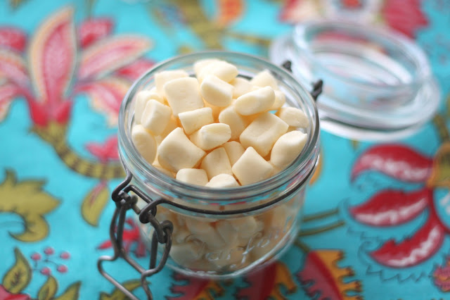 homemade gifts, butter mints