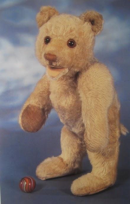 steiff teddy baby