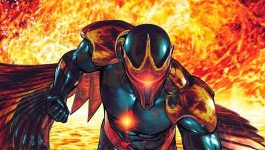 Darkhawk (Marvel Comics) Character Review - Action