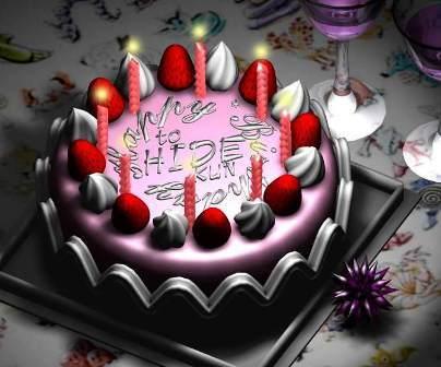 Latest Birthday Cake Images Download : Latest Happy Birthday Cake Wallpapers - Wonderful Art ...