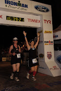 Ironman CDA Finish