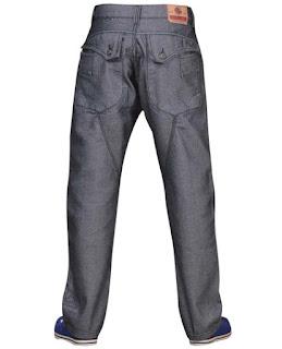 model celana jean baru
