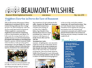 Beaumont Wilshire Newsletter