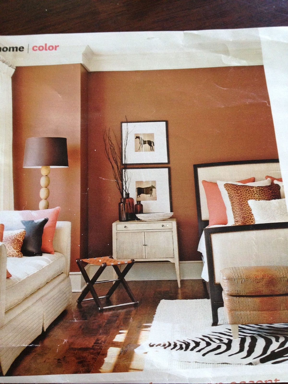 28 Terracotta Wall Paint Color