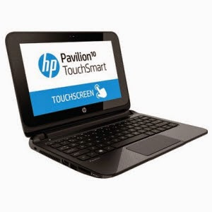 Amazon: Buy HP Pavilion Touchsmart 10-e007AU Netbook (HDFC Cards) Rs.19199 or Rs.21199