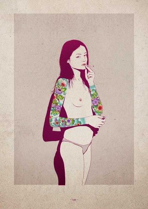 ©Adams Carvalho - Ilustración
