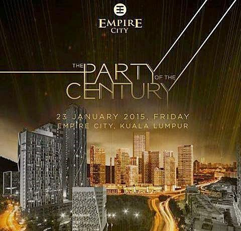 Party of The Century, Empire City, Damansara Perdana, Glamorous 1920, Roaring 1920, 1920 Fashion