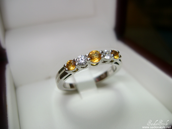 Diamond ring review