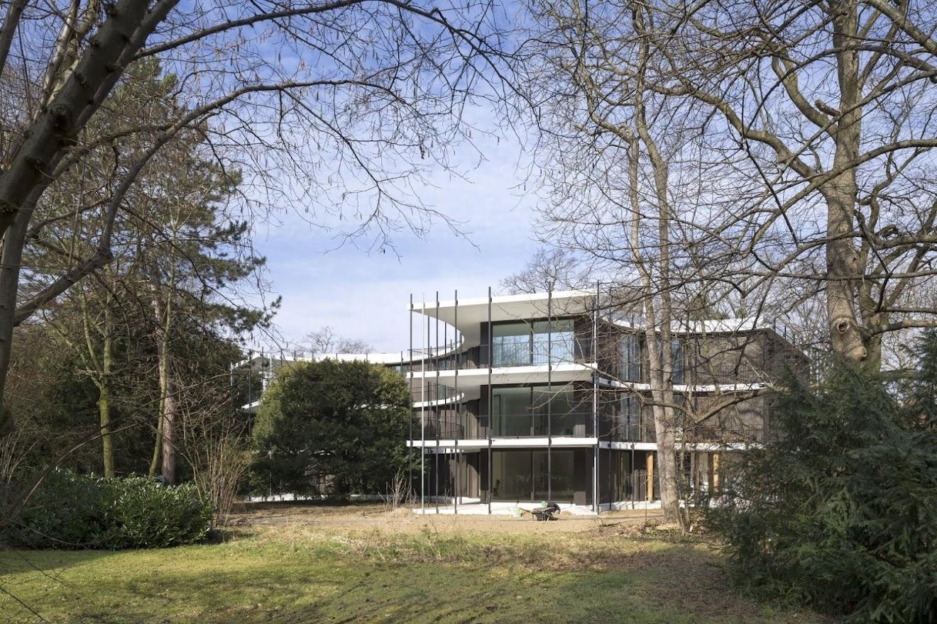A f a s i a luca selva architekten - Architekten basel ...
