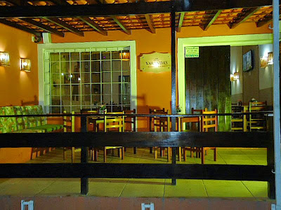 Varanda's Restaurante e Bar: Fachada