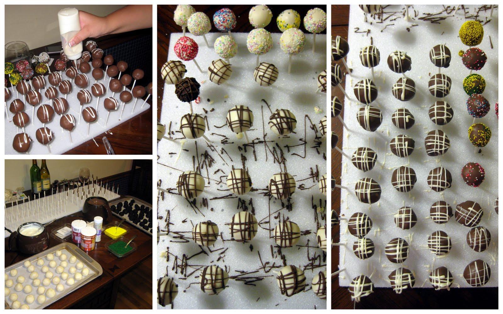 Decorating With Sprinkles Karis Kitchen A Vegetarian Food Blog Birthday Cake Pops