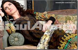 Gul Ahmad Eid Collection 2013