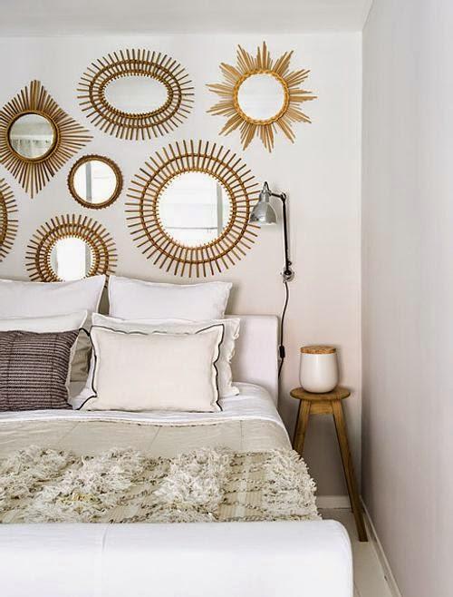 6 claves para decorar un dormitorio con poca luz decoraci n for Espejos de habitacion
