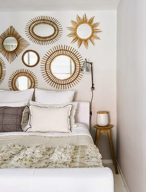 6 claves para decorar un dormitorio con poca luz decoraci n for Espejos enteros para habitaciones