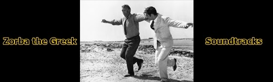 zorba the greek soundtracks-alexis zorbas soundtracks-zorba muzikleri