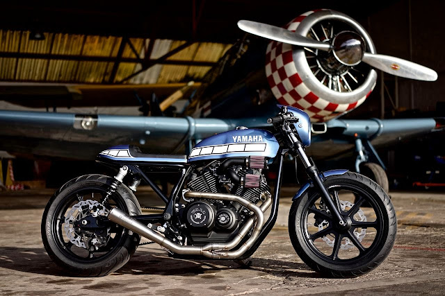 Cafe Racer Yamaha XV950