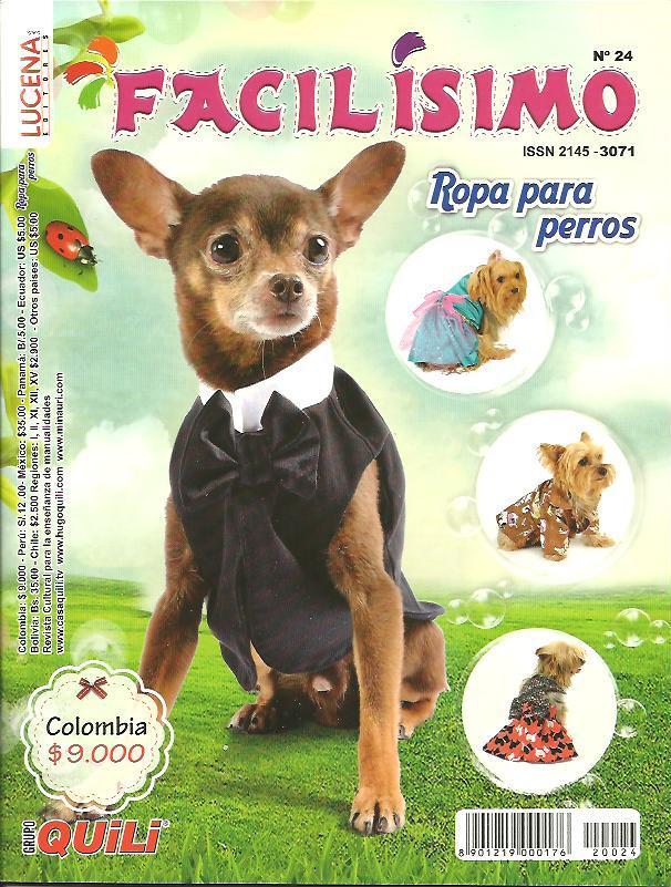 Excelente Fácil Patrón De Punto Abrigo De Perro Libre Festooning ...