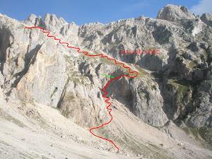 Desafio Cantabria: 86km / 5500mD+