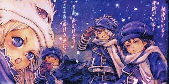 Asada, Critique Manga, Kana, Letter Bee, Manga, Shonen,