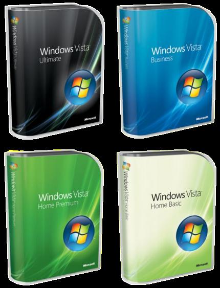 Ativador Windows Vista - Todas as versões!!!