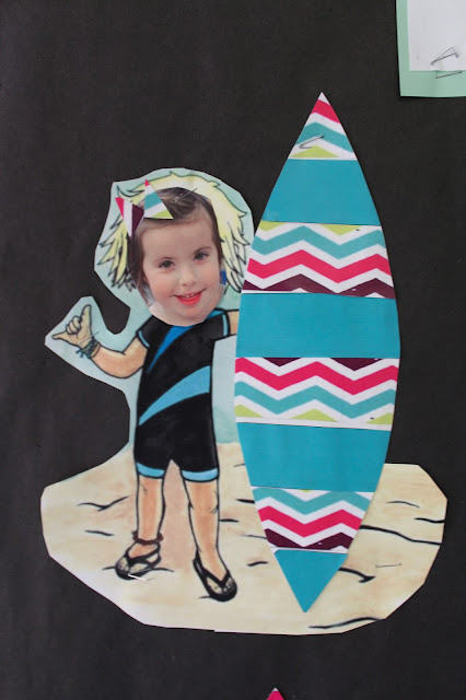 Teach them to fly patterned surfboards for Surfboard craft for kids