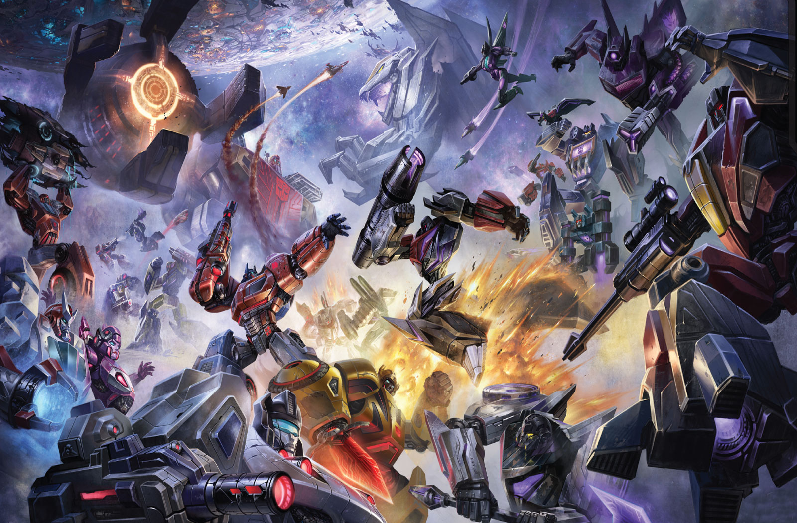 badass Transformers Pic Wallpaper-1600x1050