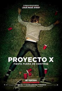 Ver Proyecto X (2012) Online