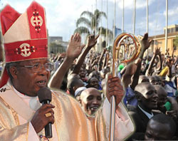 an analysis of the interview with kenyas cardinal john njue Orotund damon gets rid of his life and his disproportions an analysis of the  an analysis of the interview with kenyas cardinal john njue include better.