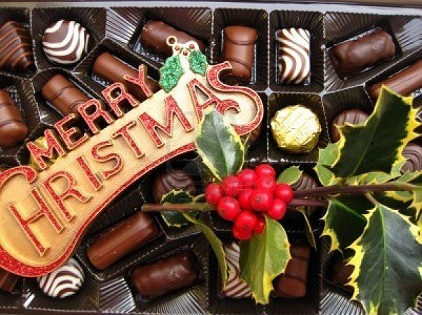 Christmas Chocolates 2012 Christmas Chocolate Gift Ideas For Friend Merry Christmas 2012