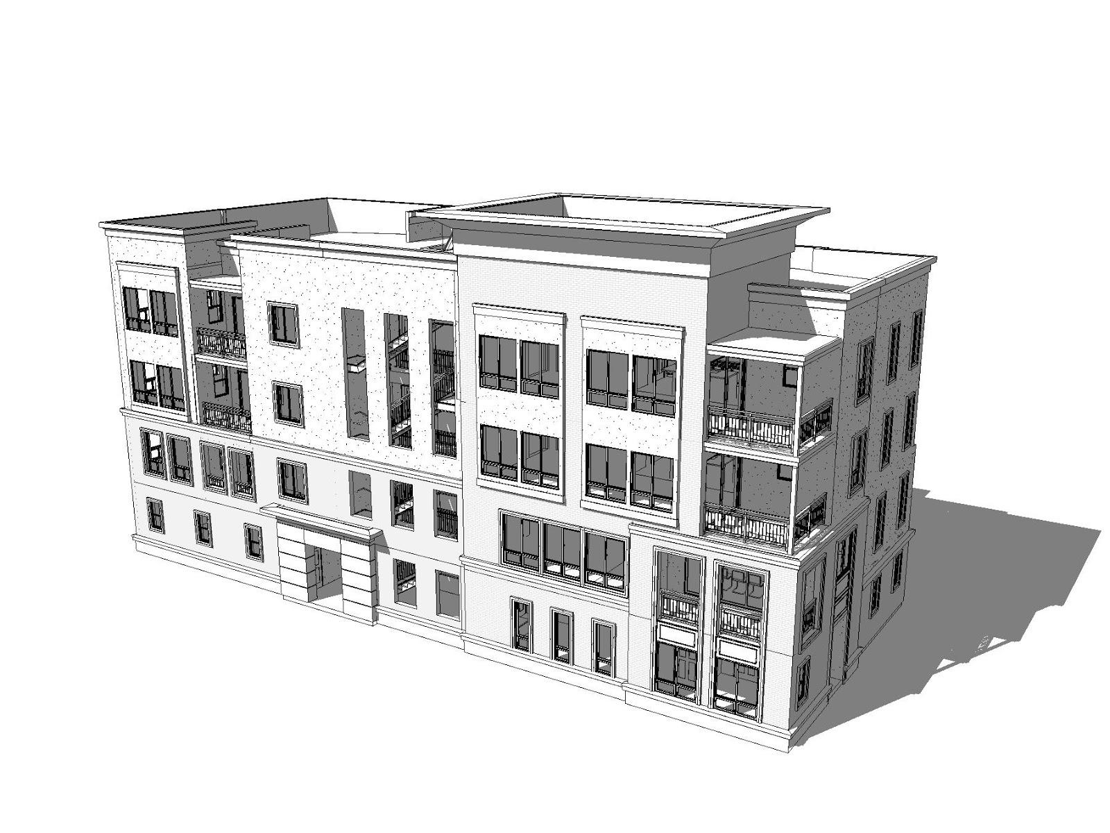 Bim aficionado kmn for Architecture firms that use revit