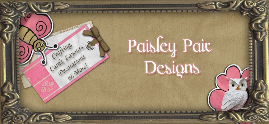 Paisley Pair Designs