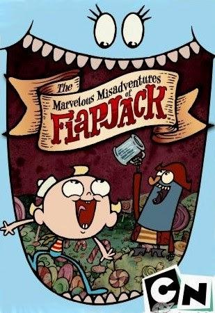 Las Maravillosas Desventuras de Flapjack Serie Completa Latino