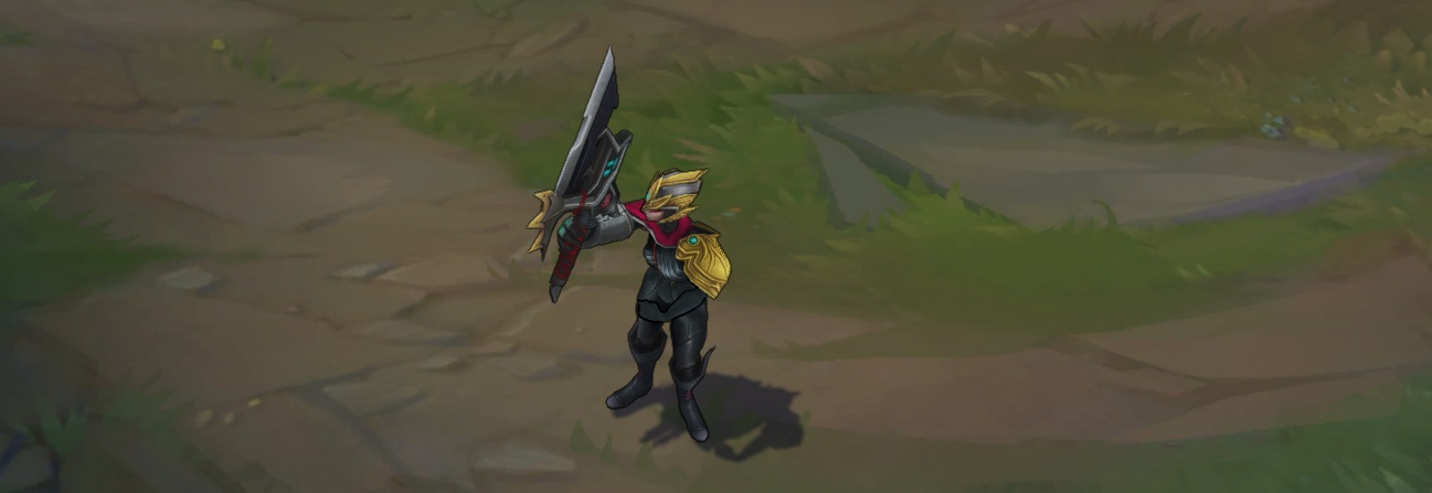 Surrender at 20: 11/6 PBE Update: New skin updates, New ...
