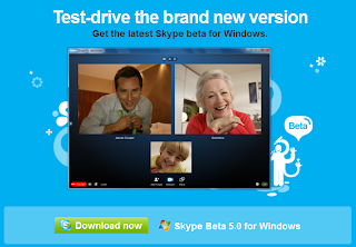 Download Skype 5 - free VOIP, Video and Internet Phone Call Software