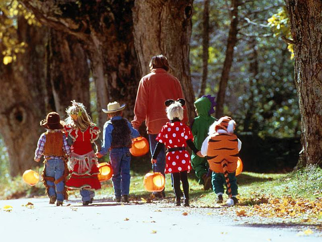 Bay City Trick-or-Treating Hours