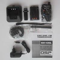Baofeng UV5RA UV-5RA Dual Band VHF UHF With FM Radio