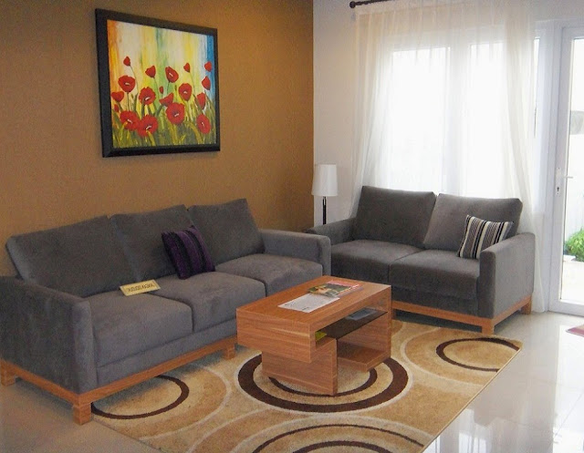 Small Living Room Flooring Ideas