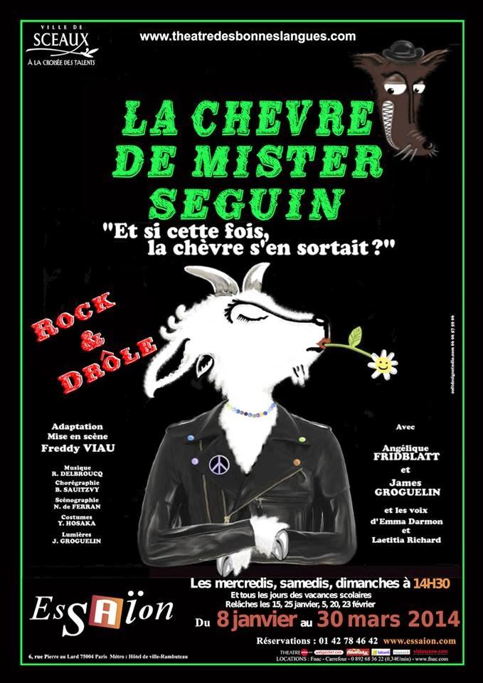 La Chèvre de Mister Seguin