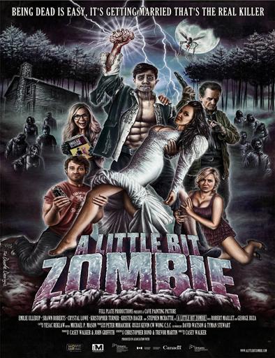 Ver A Little Bit Zombie Online