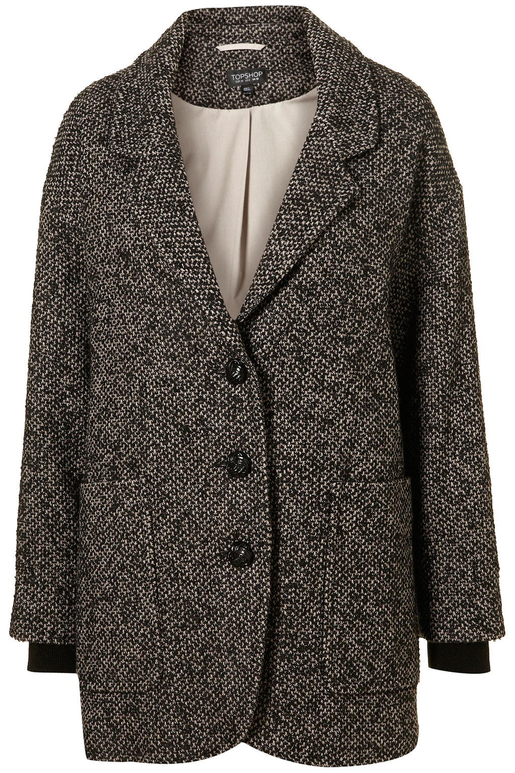 LOOKING FOR THE PERFECT TWEED BOYFRIEND COAT | BEINLA