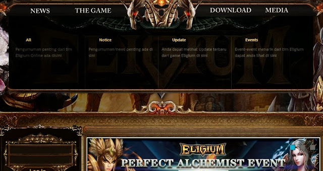 Gemscool Eligium Online