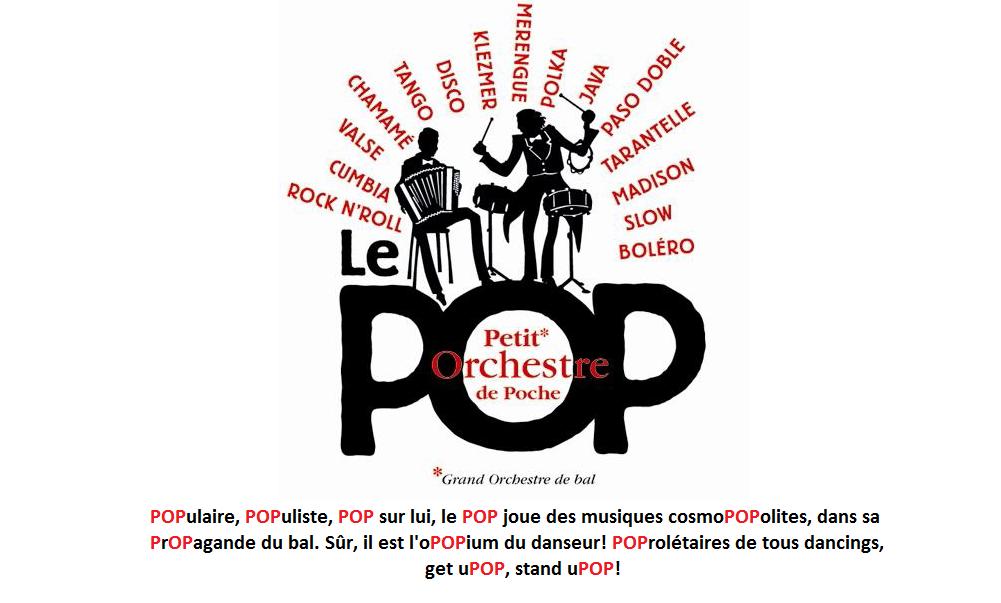 POP (Petit Orchestre de Poche)