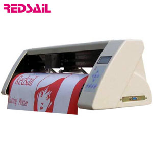 Mesin Cutting Sticker, Cutting Plotter, Redsail RS720C, Cutting Sticker Cina